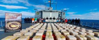 Armada Colombiana incauta cocaina vzlana