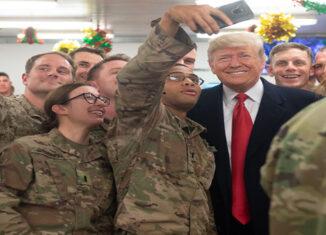Trump tropas