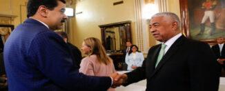 Maduro y Fermin