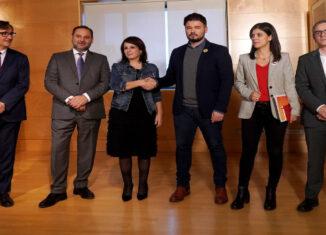 PSOE y ERC