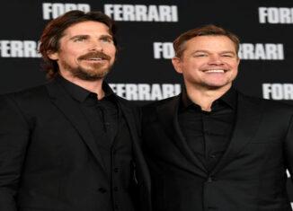 Matt Damon y Christian Bale