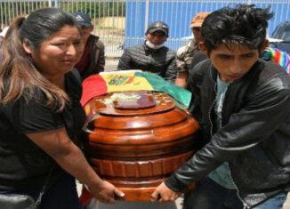 Víctimas Bolivia