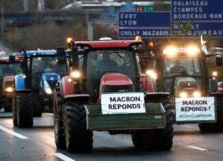 tractores París