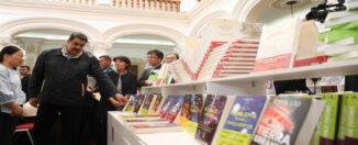 Maduro Feria del libro