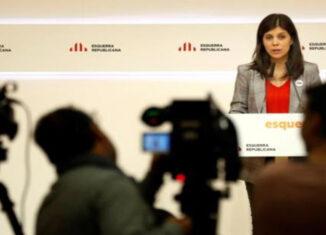 partido catalán ERC,