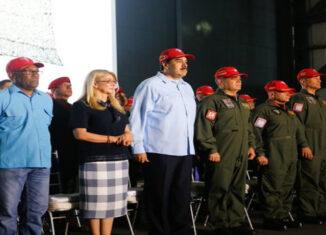 Maduro aniversario AVB