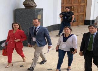 delegación del PP español