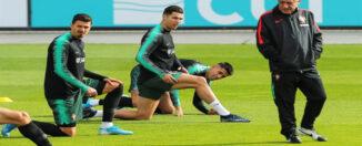 CR7 selección Portugal