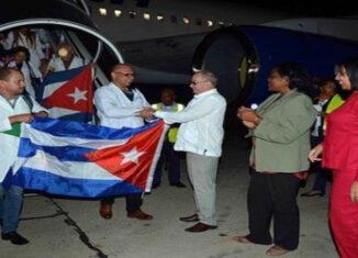 fin convenio Cuba y Ecuador