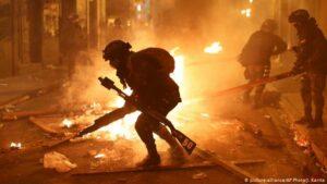 motines policiales Bolivia