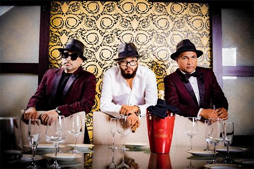 DJ Playero, Dj Eric y Dj Negro