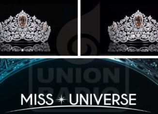 Nueva corona del Miss Universo