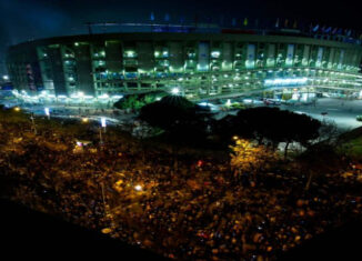 Independentistas- Camp Nou