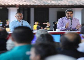 Maduro y villegas