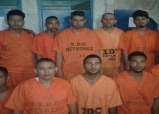 venezolanos presos Trinidad y Tobago