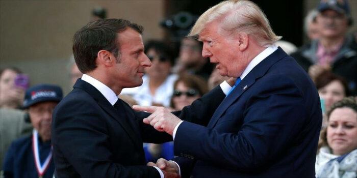 Macron.Trump