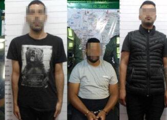 vzlanos detenidos argentina, Clarín